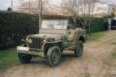 FORD GPW.  AÑO: 1943