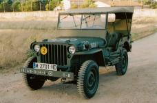 FORD GPW.  AÑO: 1942