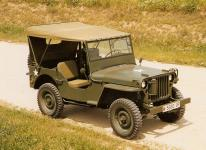 WILLYS OVERLAND MB.  AÑO: 1943