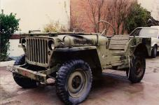 WILLYS OVERLAND MB.  AÑO: 1942