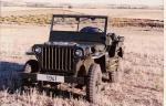 WILLYS OVERLAND MB.  AÑO: 1944