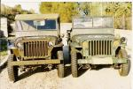 WILLYS OVERLAND MB.  AÑO: 1943 Y 1945